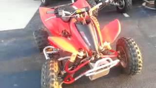 10. 2007 Honda TRX 90