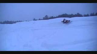 8. 100% Bone Stock Ski-Doo MXZx Rev 800 Powertek