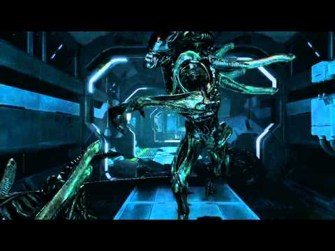 Aliens Colonial Marines Tension Trailer