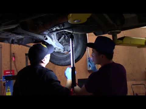 Auto Mechanics Class at Fairfield-Suisun Adult School