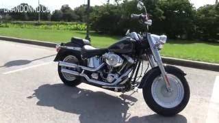 4. Used 2004  Fat Boy Harley Davidson motorcycles  for sale Craigslist