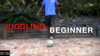 3Y45U Tutorials| Juggling: Beginner