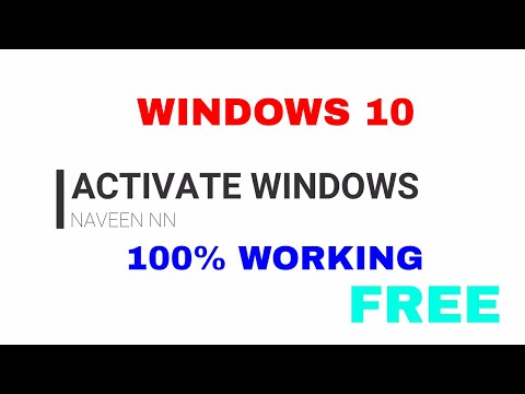 Permanently Activate Any Edition of Windows 10 | KMSAuto Lite Activator | 100% Working