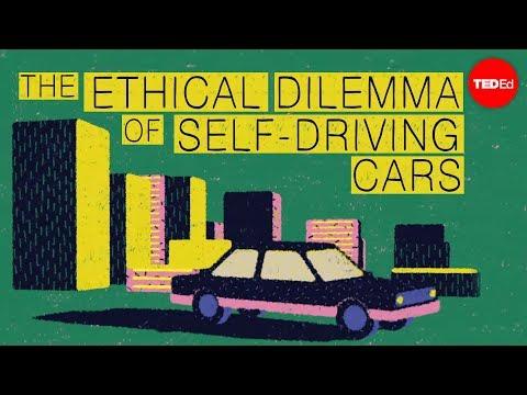 자율주행 자동차의 딜레마