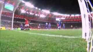 O gol da classificação do mengão para as quartas de final da Copa do Brasil 2013. Gol de Elias aos 43 minutos do 2º tempo. Narração : Luiz Penido ( Rádio ...