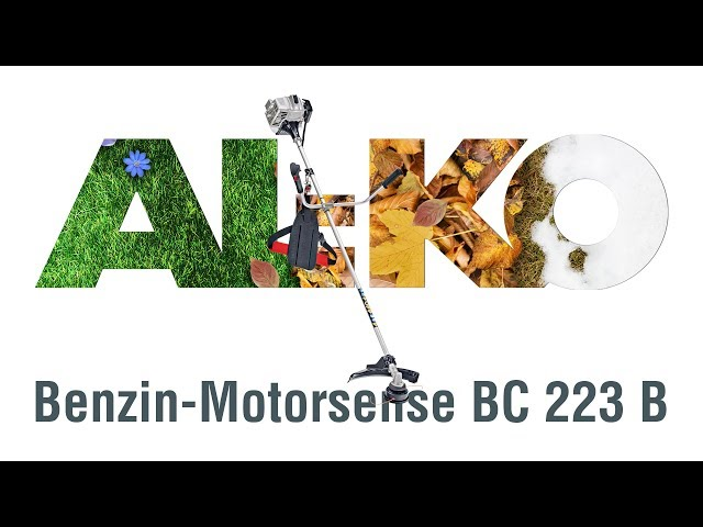 AL-KO Benzines kasza BC 223 B II Classic 113692