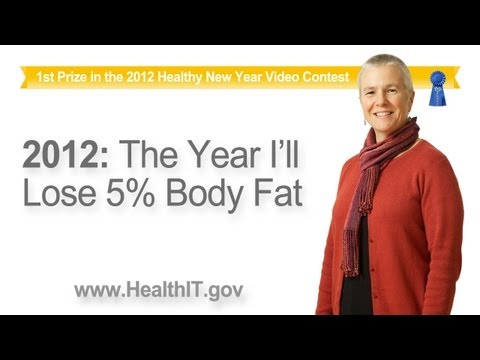 2012: The Year I'll Lose 5% Body Fat