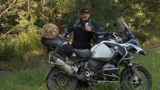6. Bike: 2014 BMW R 1200 GS Adventure Review With Geoff Ballard