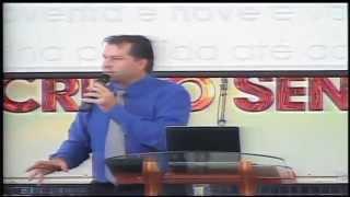 Pr. Sérgio - As Quatro Paixões de Cristo - 16-08-2015