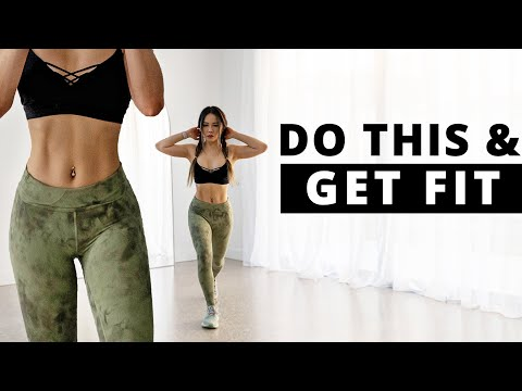 Do This and Get Fit | 20 Min Full Body Workout | New Challenge