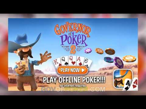 Governor of Poker 2 Spiel