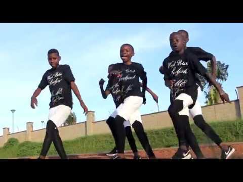 Galaxy African Kids Dancing To  Ntwala  By Betah Wool Souljah Ft Spice Diana New Ugandan Music 2017