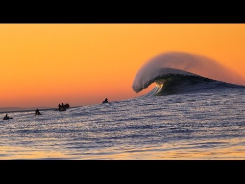 Surfline Live brought to you by Titans of Mavericks