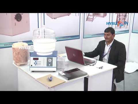 , Dumra Machines UBM Pharmalytica 2017