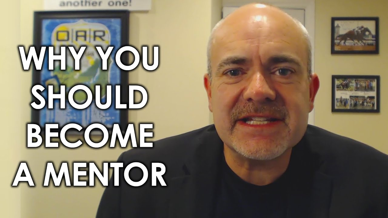 Share Your Wisdom and Become a Mentor