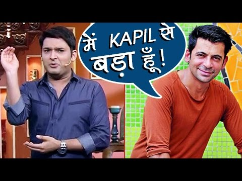 Sunil Grover Says He Is More Famous Than Kapil Sha