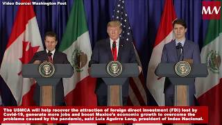 Mexico hopes to recover with the USMCA agreement