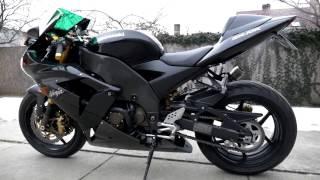 7. Kawasaki ZX10R - 2005