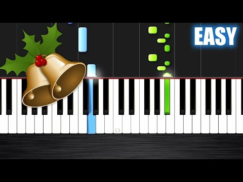 Carol of the Bells - EASY Piano Tutorial by PlutaX - Synthesia