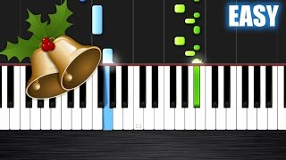 Carol of the Bells - EASY Piano Tutorial