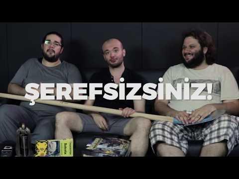 Video UYUZ OLDUKLARIMIZ // SEN NE DİYON #32 //