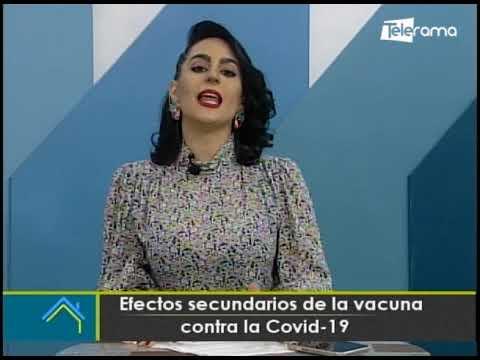 Efectos secundarios de la vacuna contra la covid-19