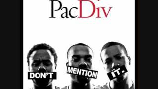 Pac Div - It's On - Don't Mention It - 2
