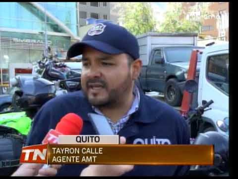 Vehículos, motos y personas retenidas en operativo de control de la AMT