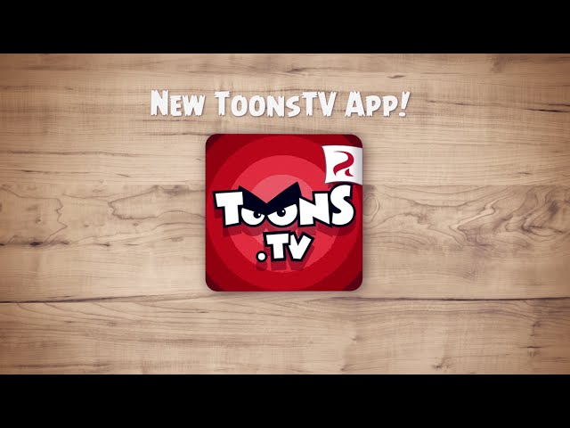 ToonsTV App - Out Now! GooglePlay