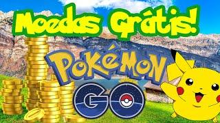 Ganhe Moedas Grátis No Pokemon Go! by Pokémon GO Gameplay