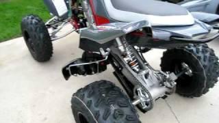 6. 2008 Yamaha Raptor 700R