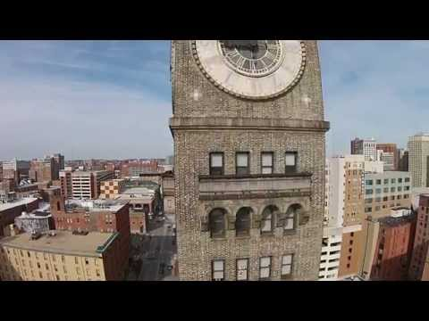 Baltimore Drone Video