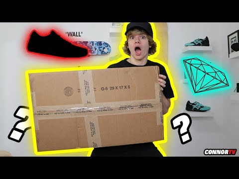 A $20,000 Sneakers Only Hypebeast Mystery Box? SCAM?!
