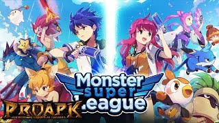 Video Monster Super League Gameplay iOS / Android MP3, 3GP, MP4, WEBM, AVI, FLV Maret 2018