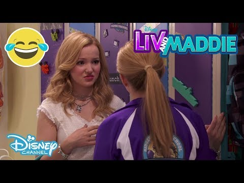 Liv & Maddie | Twin-a-Rooney - Part 2 | Disney Channel UK