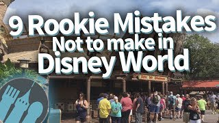 Video Rookie Mistakes To Avoid in Disney World! MP3, 3GP, MP4, WEBM, AVI, FLV Februari 2019