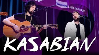 Video Kasabian Acoustic - at a School Assembly! MP3, 3GP, MP4, WEBM, AVI, FLV Oktober 2018
