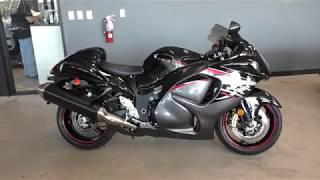 10. 100775   2016 Suzuki GSX1300R  Hayabusa Used motorcycles for sale
