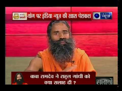 Exclusive: PM Modi working less for vote banks, more for better India, says Baba Ramdev (видео)