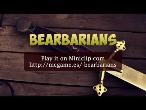 Bearbarians Gameplay Trailer Thumbnail