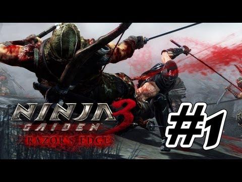 Ninja Gaiden 3 : Razor's Edge Xbox 360