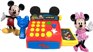 Best Learning Colors Video for Children  - Mickey Mouse Clubho...
