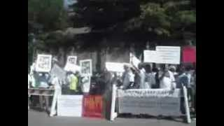 Ethiopian Muslims and Christians Protesting may 31-2012