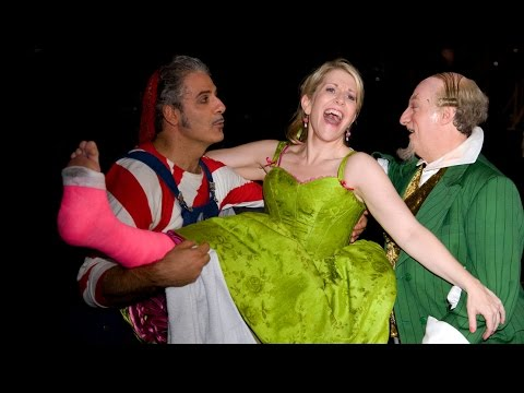 Watch: Joyce DiDonato on performing Il barbiere di Siviglia with a broken leg