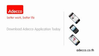 Adecco Thailand YouTube video