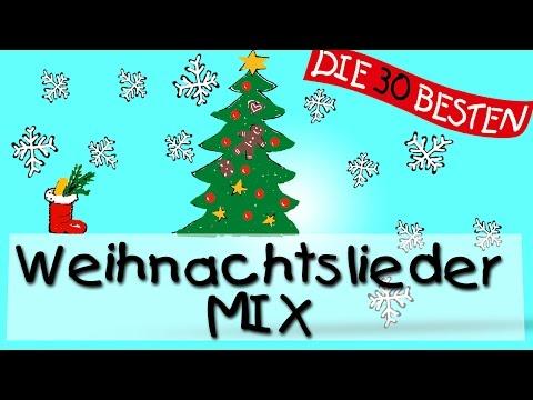 Der schönste Weihnachtslieder Mix || Kinderlieder