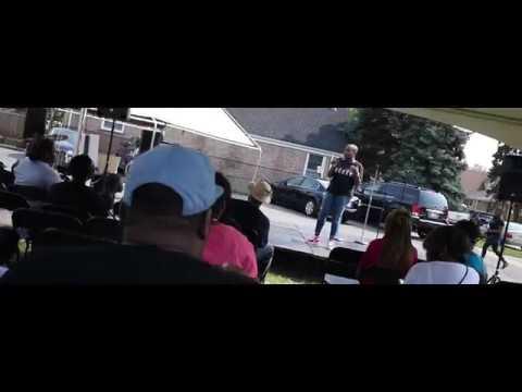 Performance @ CUC Gospel Fest! (Pt.1) (видео)