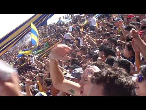 Rosario Central Vs Arsenal - Recibimiento - 2016 - Los Guerreros - Rosario Central - Argentina - América del Sur