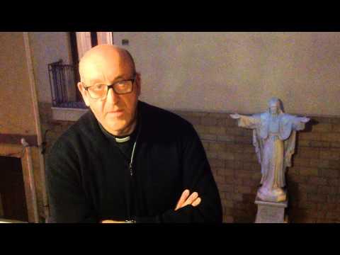 L'intervista e il saluto di Padre Vincenzo Catalano [video]