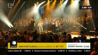 Video Don't worry be happy - benefiční Koncert pro Světlušku